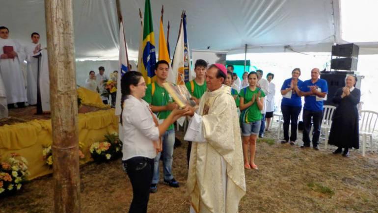 O Santuário Morada da Alegria Vitoriosa está em festa!!!