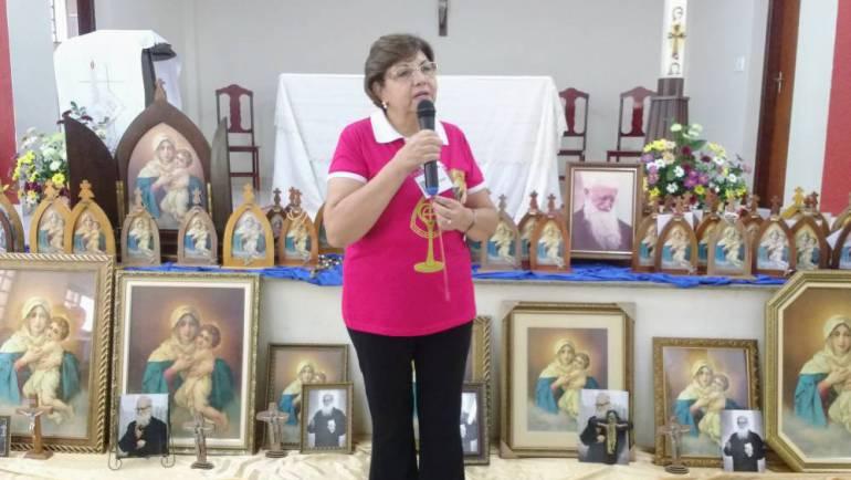 20 anos da Mãe Peregrina na Diocese de Barretos