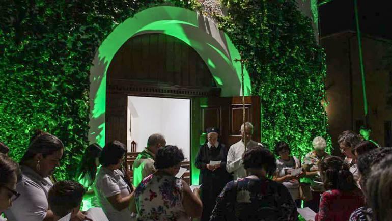 Primeira Missa de Renovação da Aliança do ano
