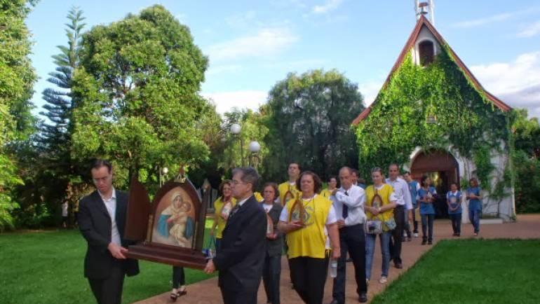 Missão Mariana em São Carlos