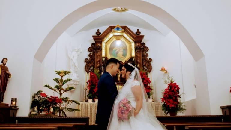 Um casamento no Reino de Schoenstatt