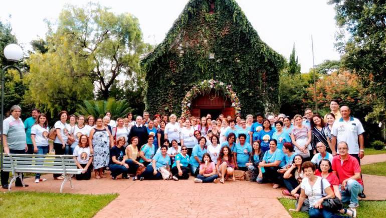 Encontro de Missionários e Coordenadores da Mãe Peregrina 2017