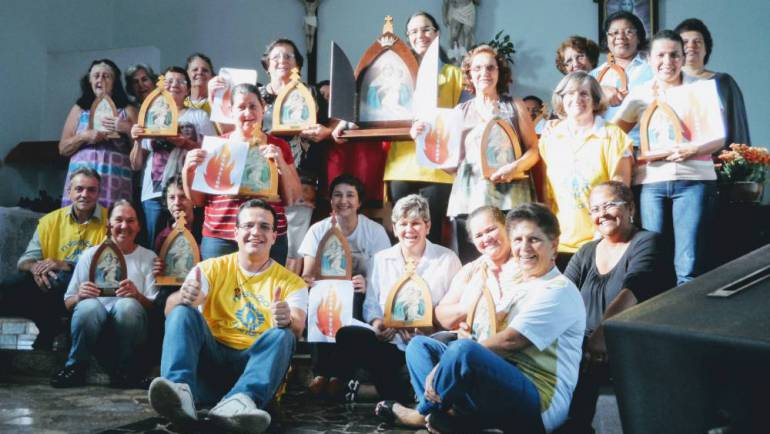 Missão Mariana nas Cidades de Motuca, Nova Europa e Dourado