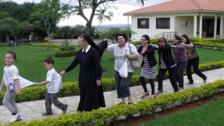 De Santuário a Santuário, da Alegria à Esperança!
