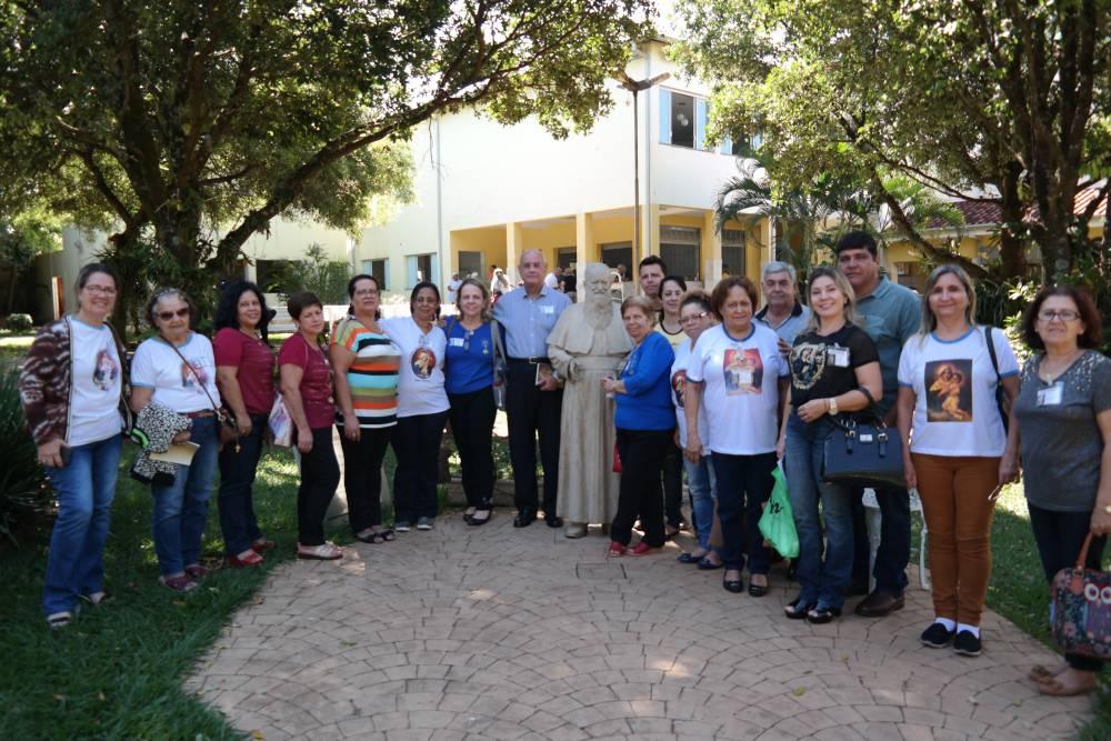 Diocese de Barretos no Santuário