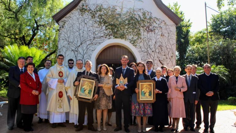 Encontro de Consagração do XXIII Curso da União de Famílias