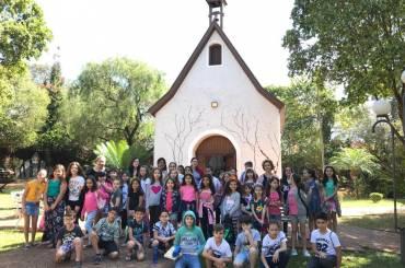 Um catequista, um pedagogo de Cristo, um Pai espiritual