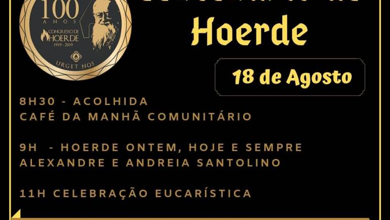 Comemoração Centenário de Hoerde