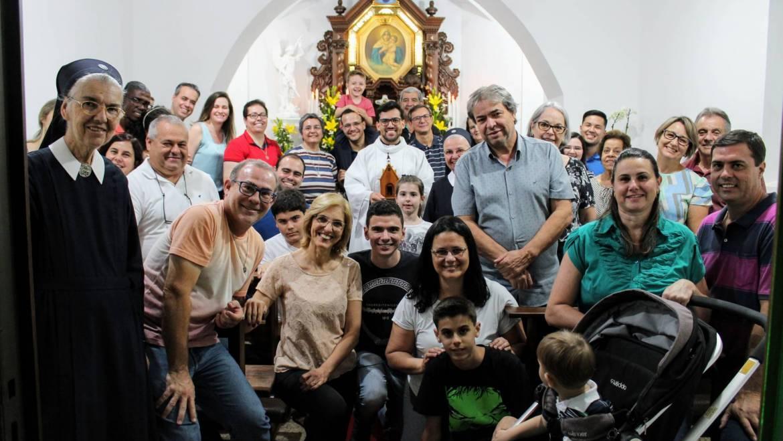 Santa Missa (13/09/2019) em preparação ao 18º Aniversário do Santuário