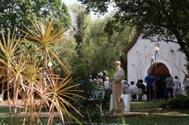 18 anos de graças no Santuário da Alegria Vitoriosa