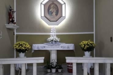 Paróquia Nossa Senhora Aparecida realiza tríduo em ação de graças a Mãe Três Vezes Admirável de Schoenstatt