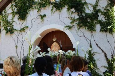Maria providenciou tudo para João Pozzobon no Santuário da Alegria Vitoriosa
