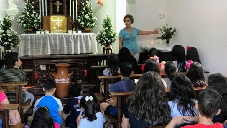 Catequese do Santuário encerra com alegria às atividades de 2019